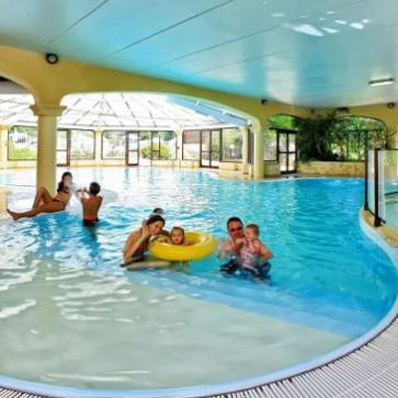 Saint Avit Loisirs Indoor Pool