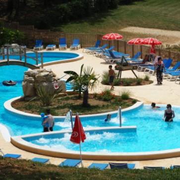 Saint Avit Loisirs Lagoon Pool