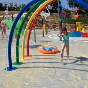 Saint Avit Loisirs Spray Park