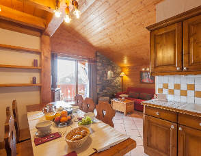 Premium Residence Les Alpages de Reberty, Les Menuires