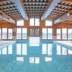 Arc 1950 Prince de Cimes Le Village Indoor Pool