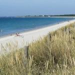 Brittany Beg Meil L'Atlantique Beach