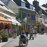 Brittany L'Escale St Gilles Concarneau Street