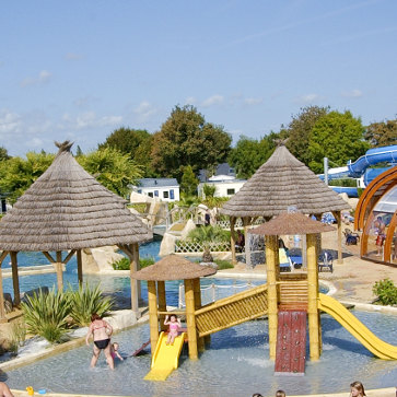 Brittany L'Escale St Gilles Kids Pool