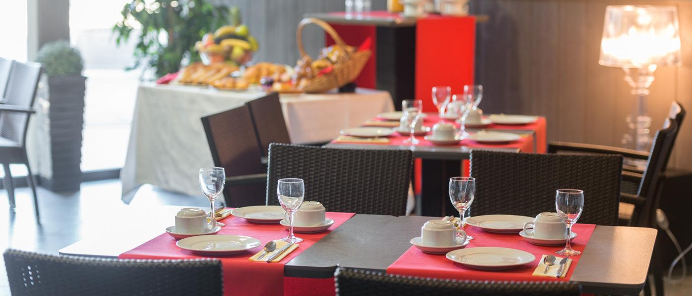 Brittany L'Escale St Gilles Restaurant