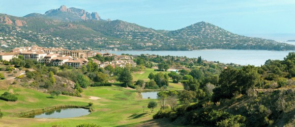 Cap Esterel Golf 1