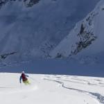 Chamonix Vallee Blanche