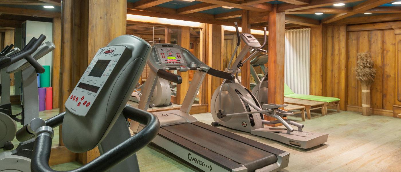 Chamonix la Ginabelle Gym