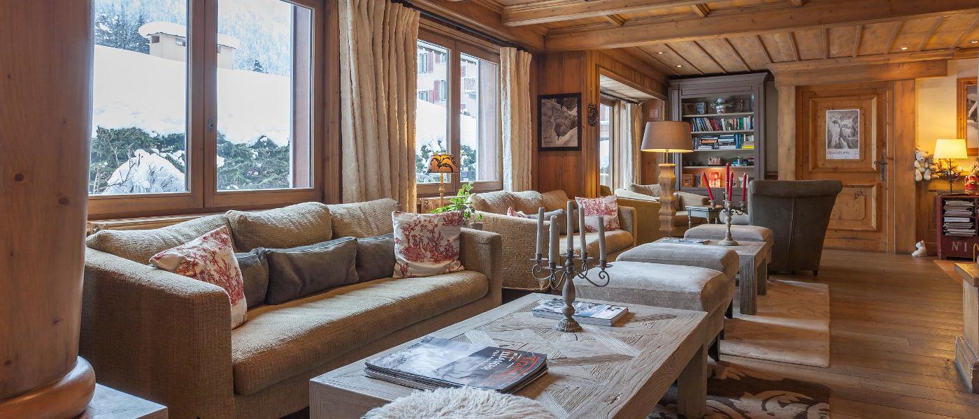 Chamonix la Ginabelle Lounge