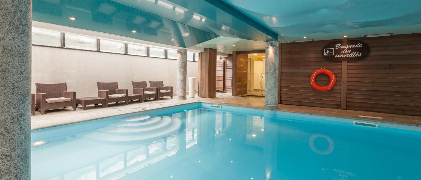 Chamonix la Ginabelle Pool
