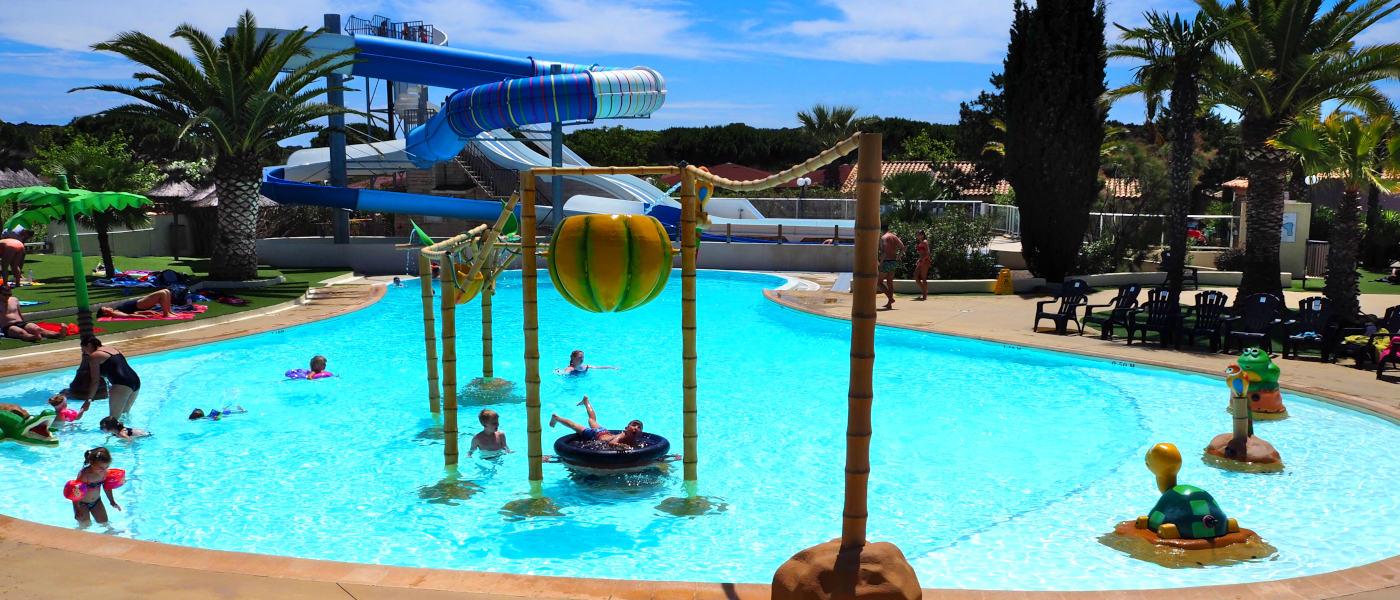 Domaine de la dragonniere Kids Pool