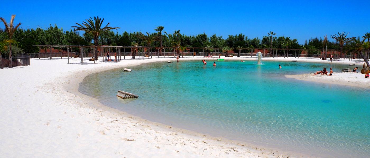 Domaine de la dragonniere lagoon pool 2019