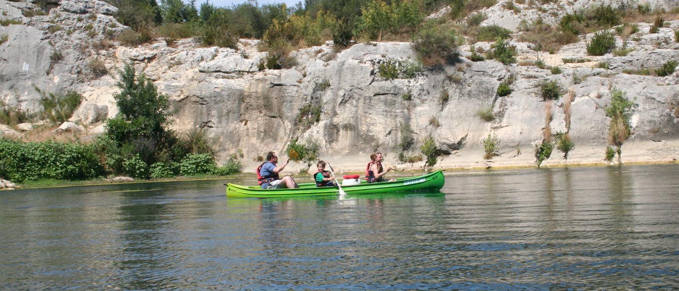 Dordogne Canoe