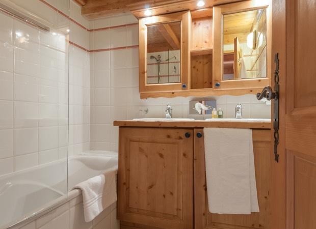 Fermes de Meribel Bathroom 2