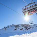 Firefly Holidays Courchevel Chairlift