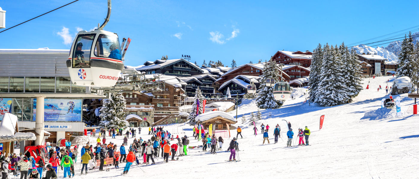 Firefly Holidays Courchevel Croisette Lifts