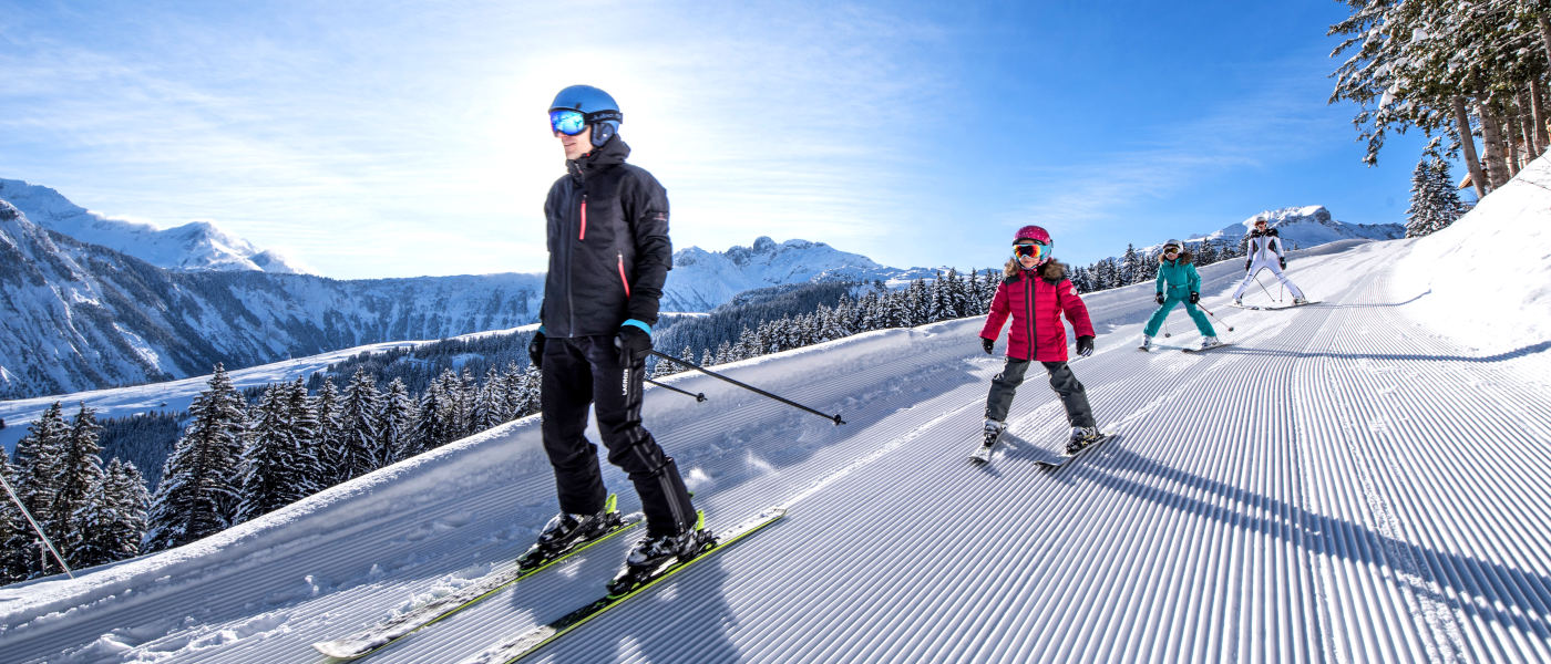 Firefly Holidays Courchevel Family Ski 1