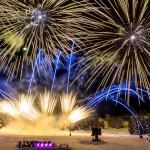 Firefly Holidays Courchevel Fireworks