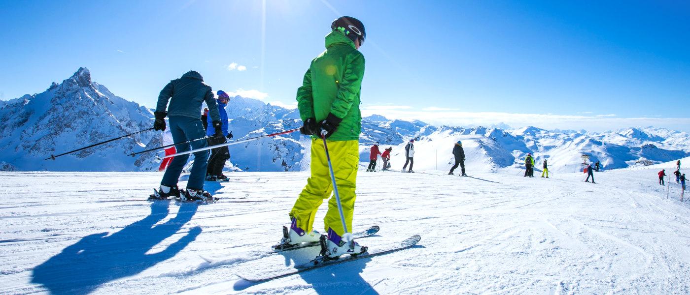 Firefly Holidays Courchevel Ski 5