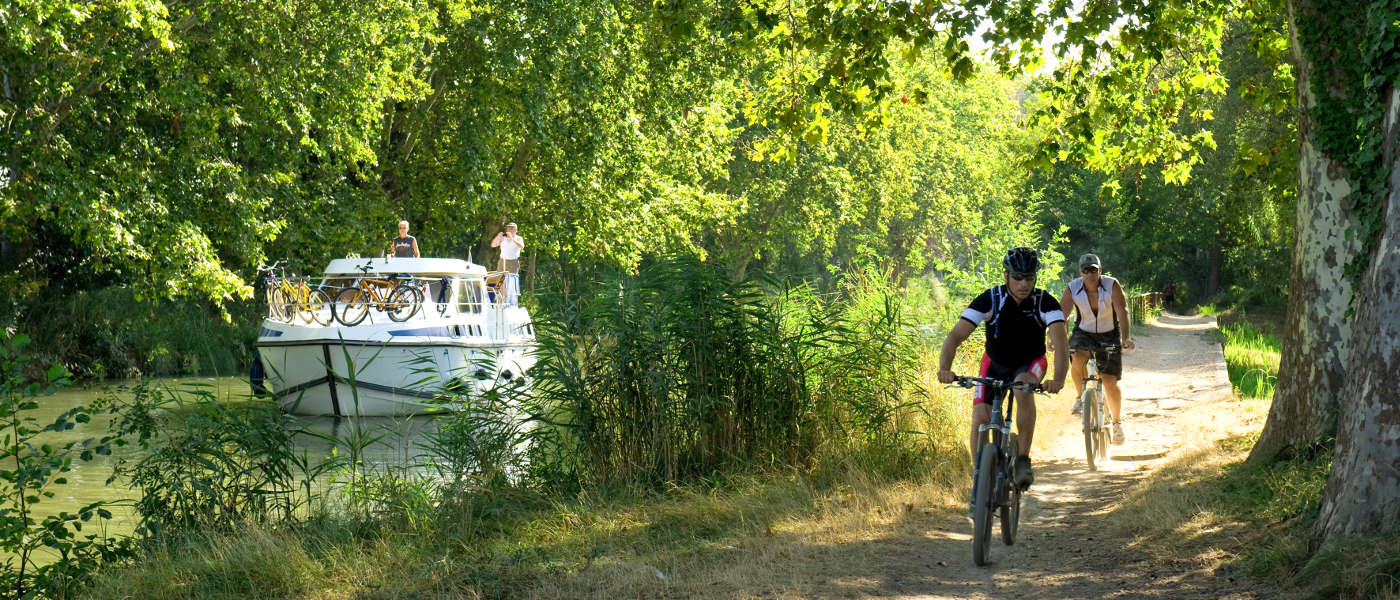 Firefly Holidays Domaine de la Dragonniere Canal du Midi