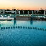 Firefly Holidays Domaine de la Dragonniere Pools Night
