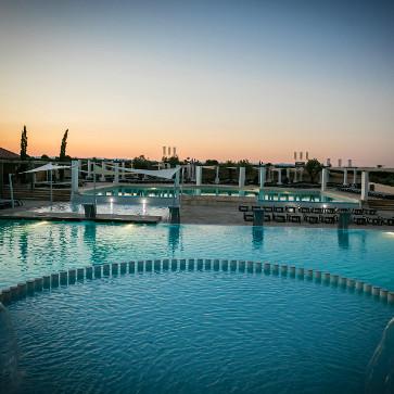 Firefly Holidays Domaine de la Dragonniere Pools Night 363
