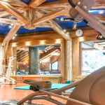 Firefly Holidays Fermes Meribel Gym