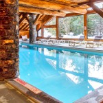 Firefly Holidays Fermes Meribel Pool 1