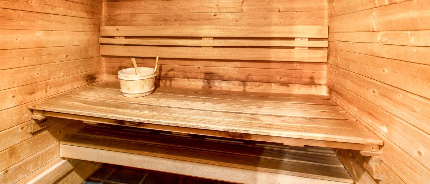 Firefly Holidays Fermes Meribel Sauna