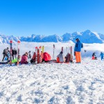 Firefly Holidays Flaine Mont Blanc View
