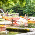 Firefly Holidays Les Ranchisses Canoes