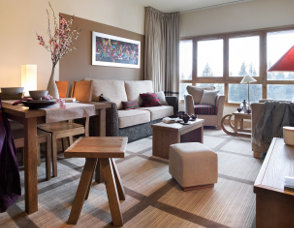 Flaine 2 bed superior living
