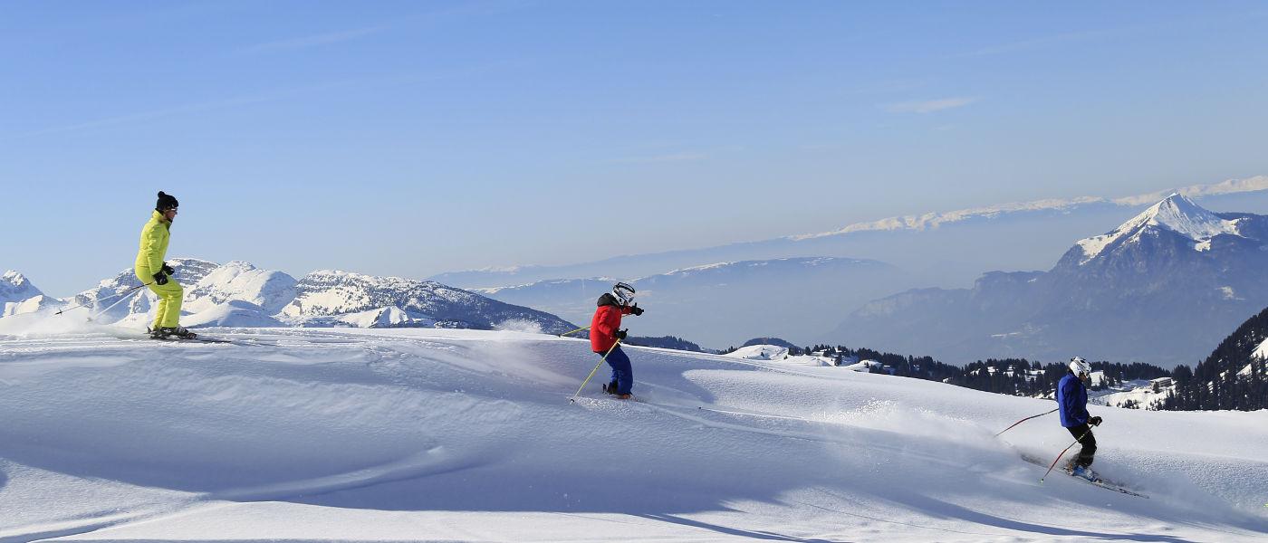 Flaine ski