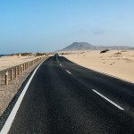 Fuerteventura Beach Road