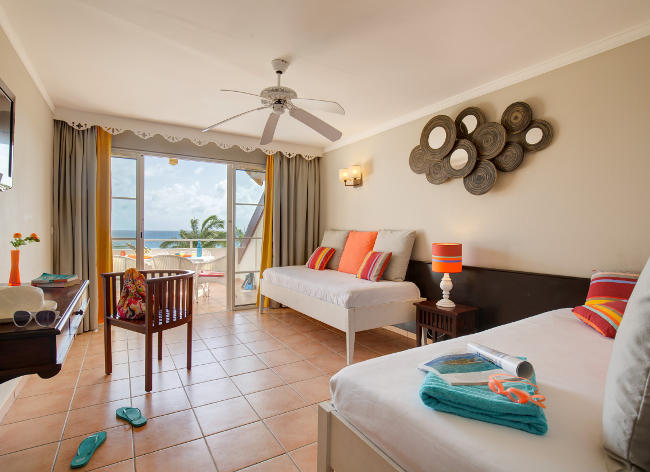 Guadeloupe, Les Tamarins - Apartment for 6