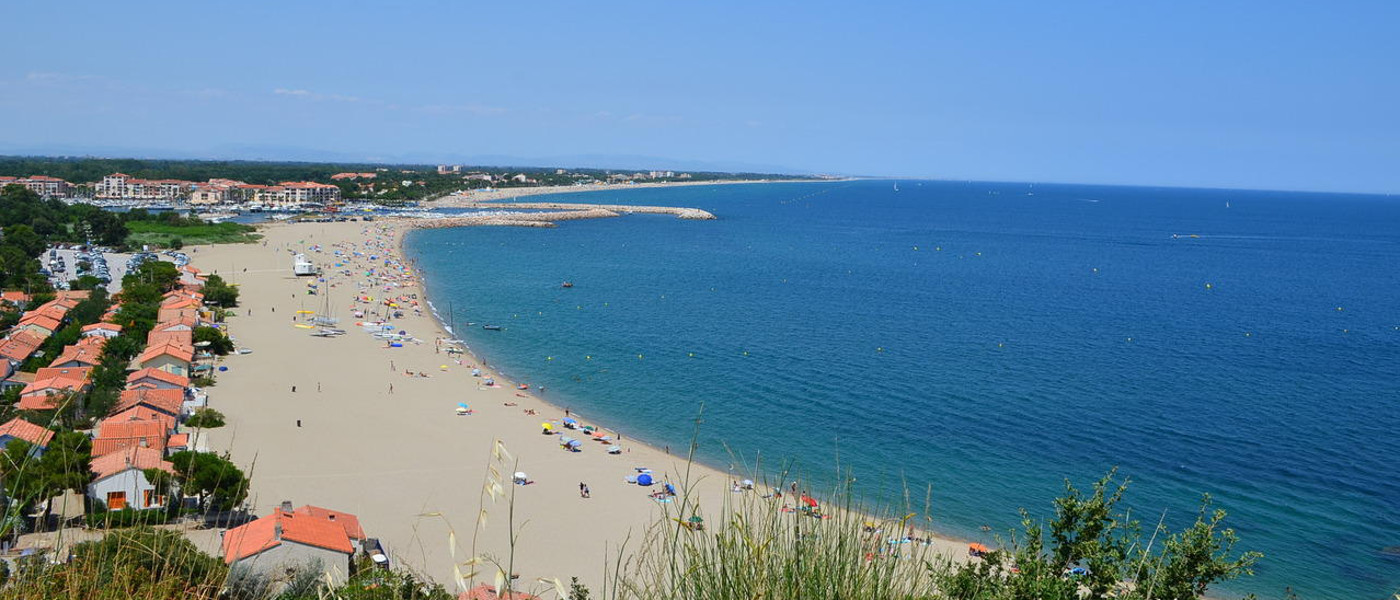 Languedoc Roussillon La Sirene Argeles Beaches