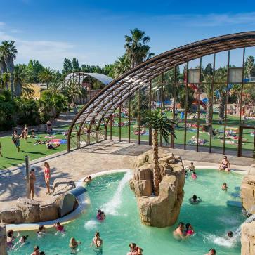 Languedoc Roussillon La Sirene Fun Pool