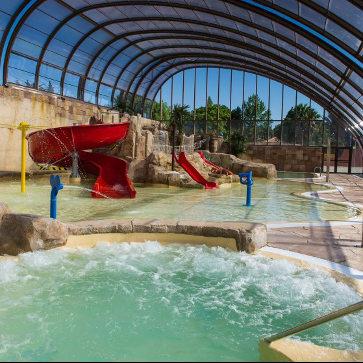Languedoc Roussillon La Sirene Indoor Pool