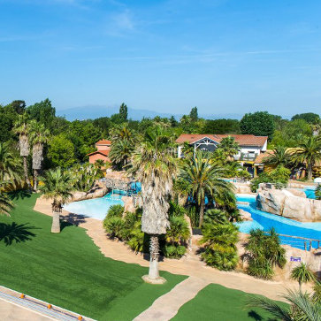 Languedoc Roussillon La Sirene Pool Area
