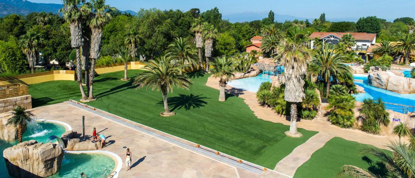 Languedoc Roussillon La Sirene Pools