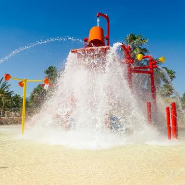 Languedoc Roussillon La Sirene Splash Park 2