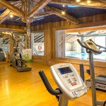 Les Menuires Alpages de Reberty Gym