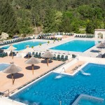 Firefly Holidays Les Ranchisses Pool 2