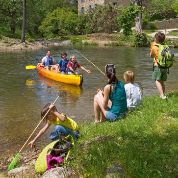 Les Ranchisses Canoes