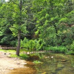 Les Ranchisses River