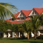 Guadeloupe Les Tamarins House