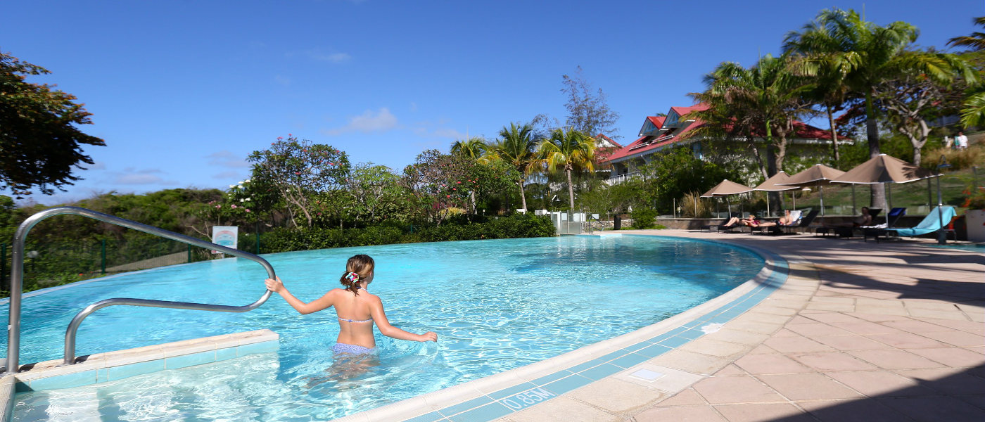 Guadeloupe Les Tamarins Pool 1