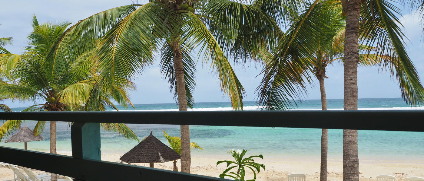 Guadeloupe Les Tamarins La Balou Restaurant 2