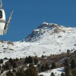 Meribel lifts