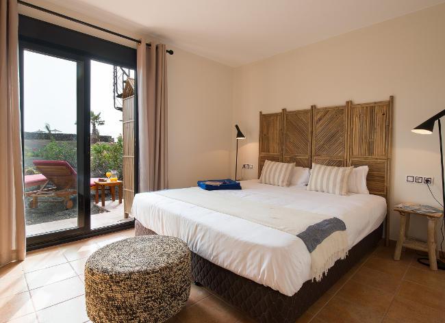 Fuerteventura, Origo Mare - Villa Master Bedroom